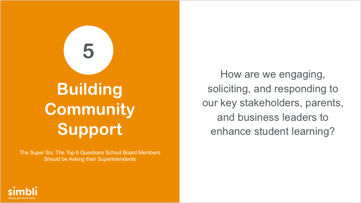 Question-5-community-support Six Important Questions School Boards Should Ask Superintendents
